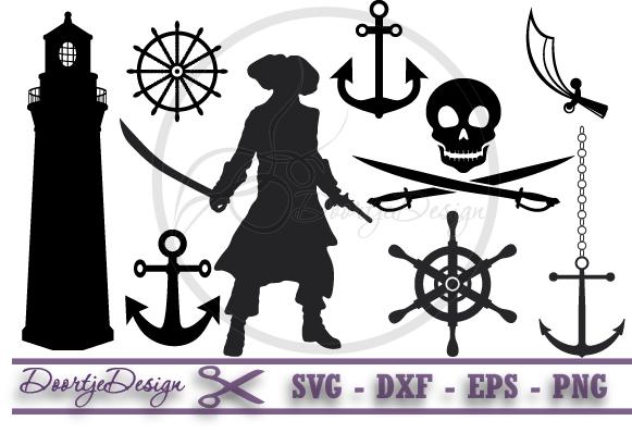 Pirates SVG example image 1