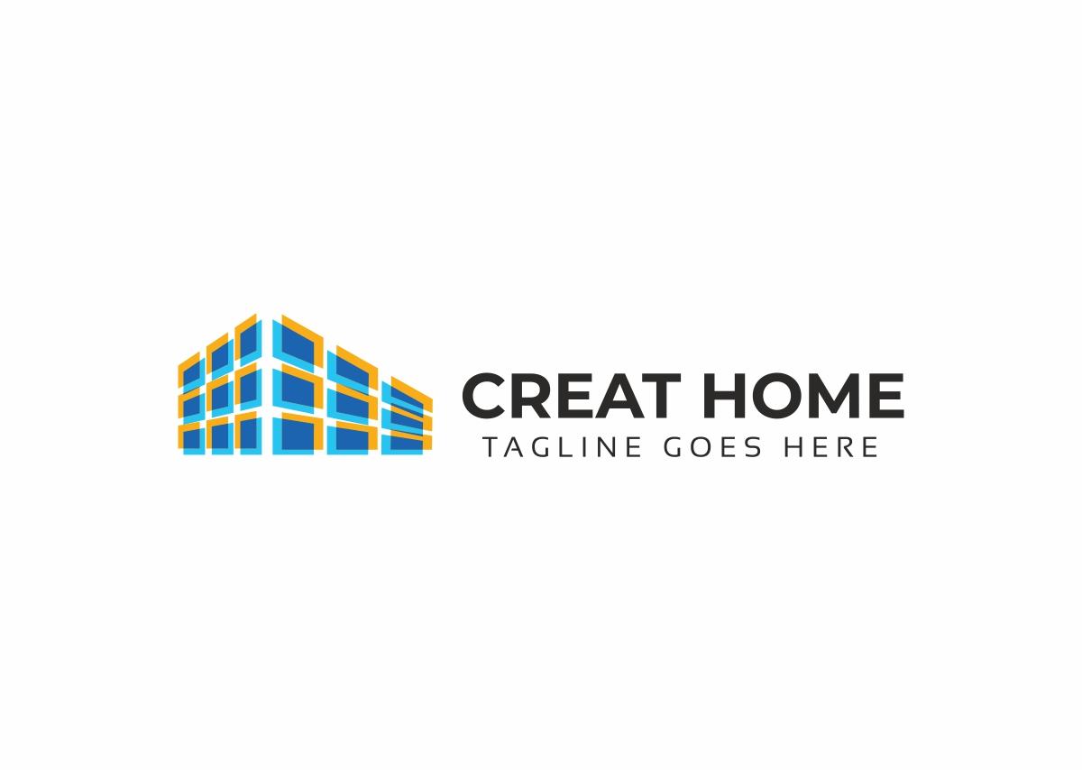 Creative Home Logo example image 3