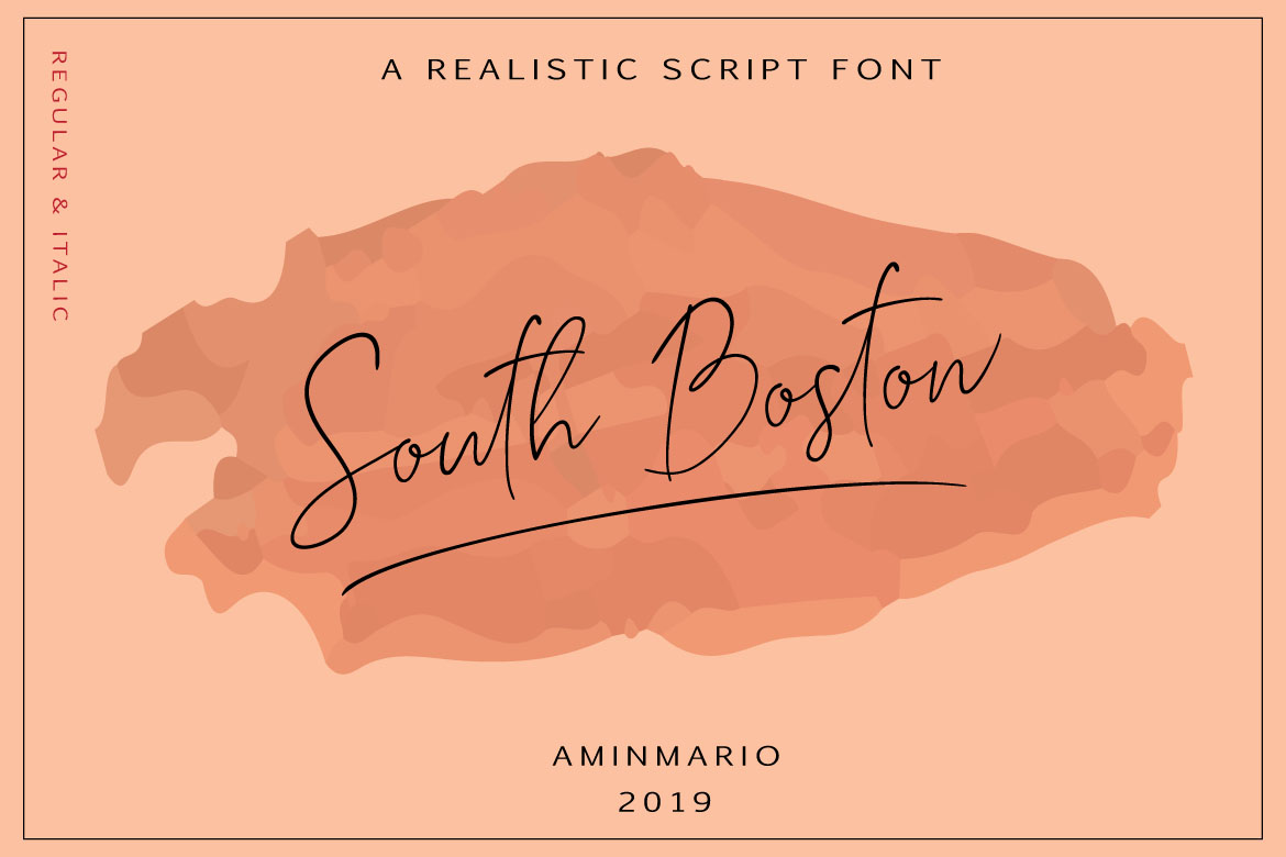 SOUTH BOSTON | REALISTIC SCRIPT example image 11