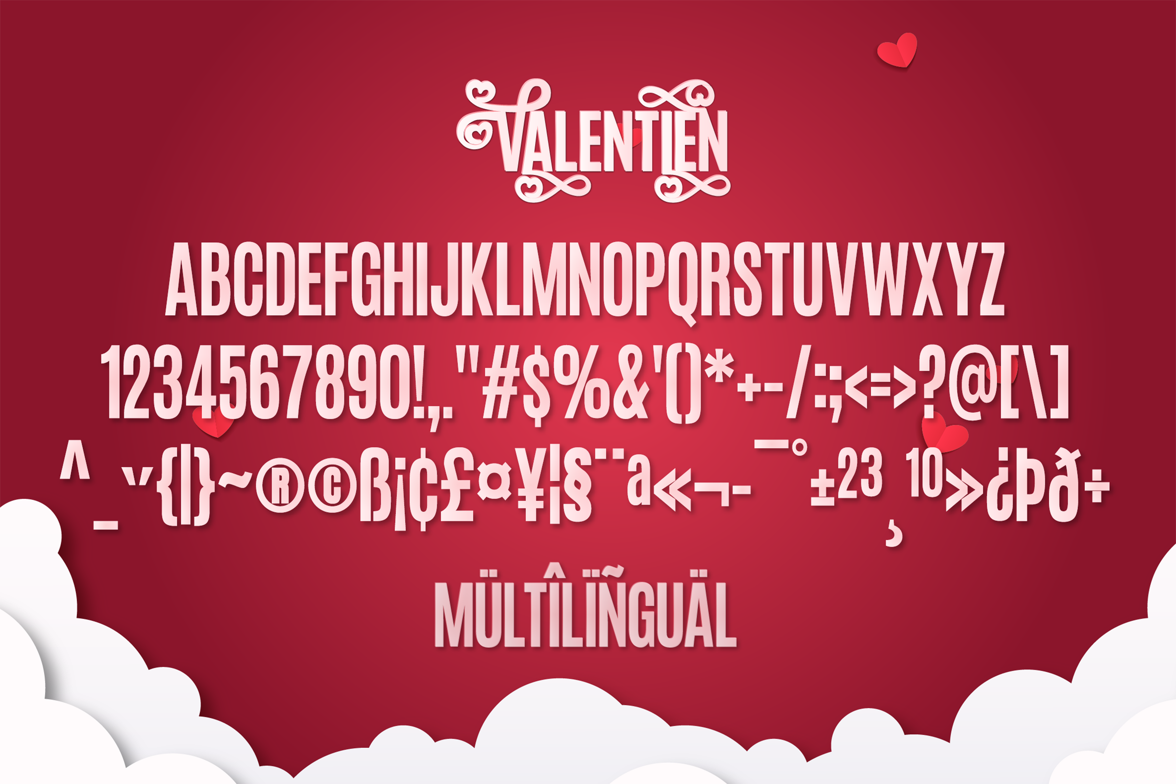 Valentien |For Valentine Day's example image 2