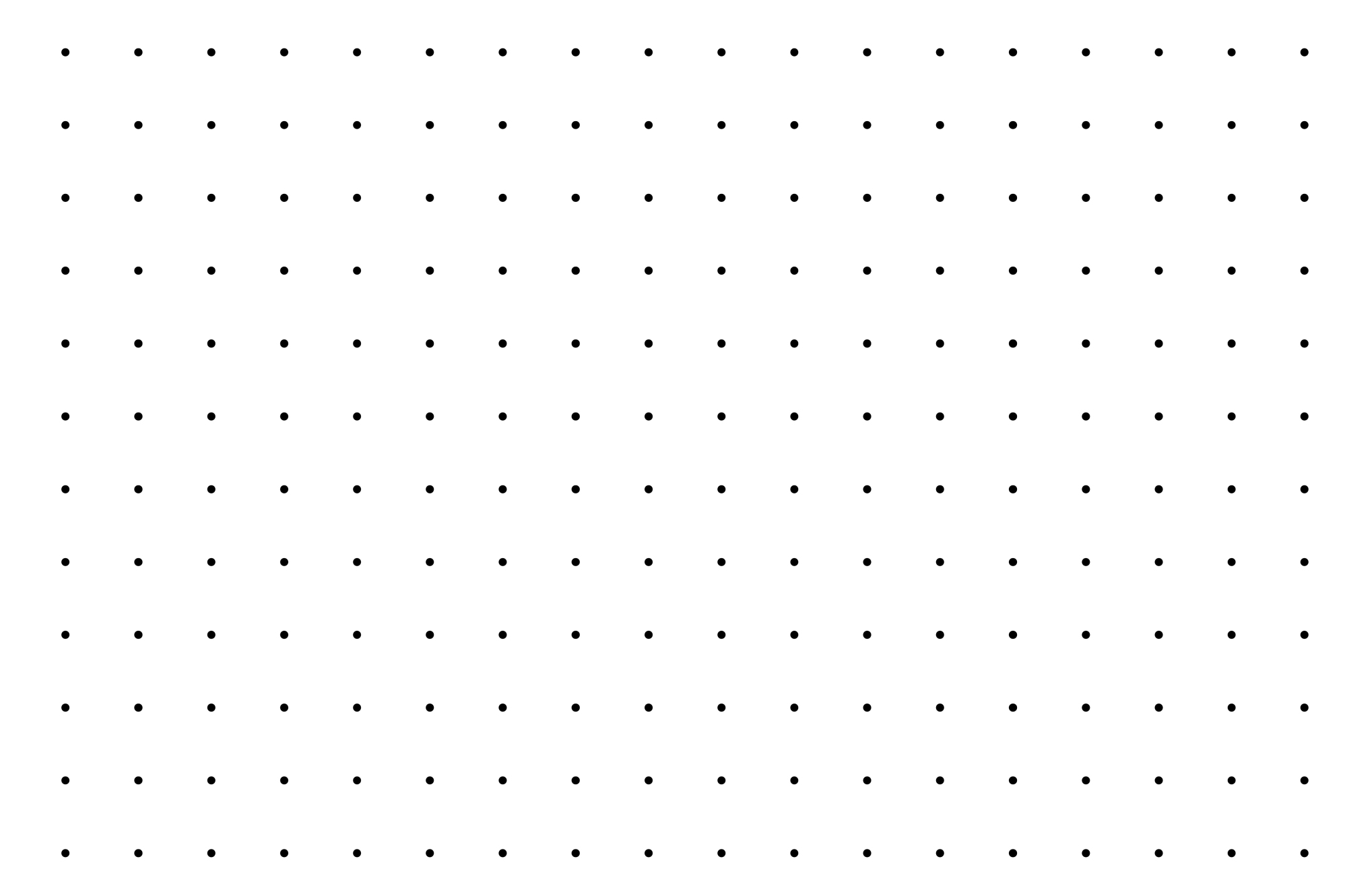 Set of dotted seamless patterns. example image 8