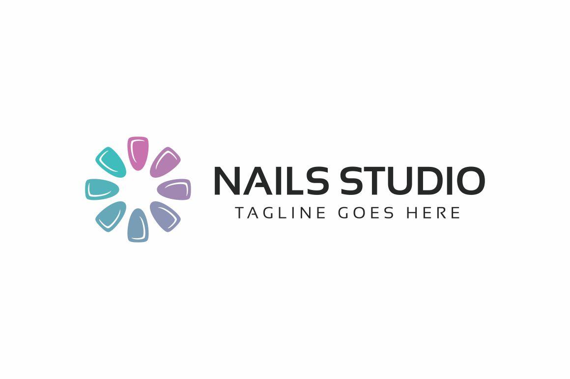 Nails Studio Logo example image 3