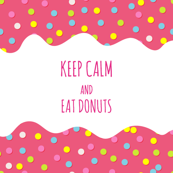 Collection Of Donuts example image 2