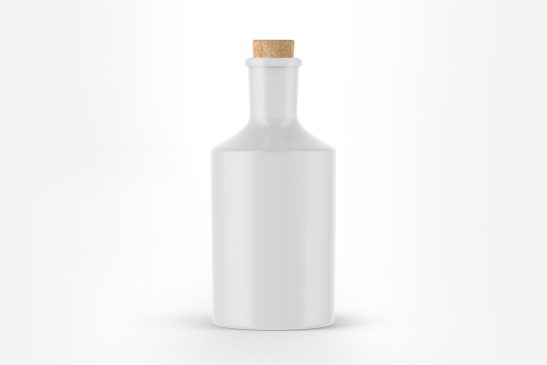 Ceramic Bottle Mockup example image 3