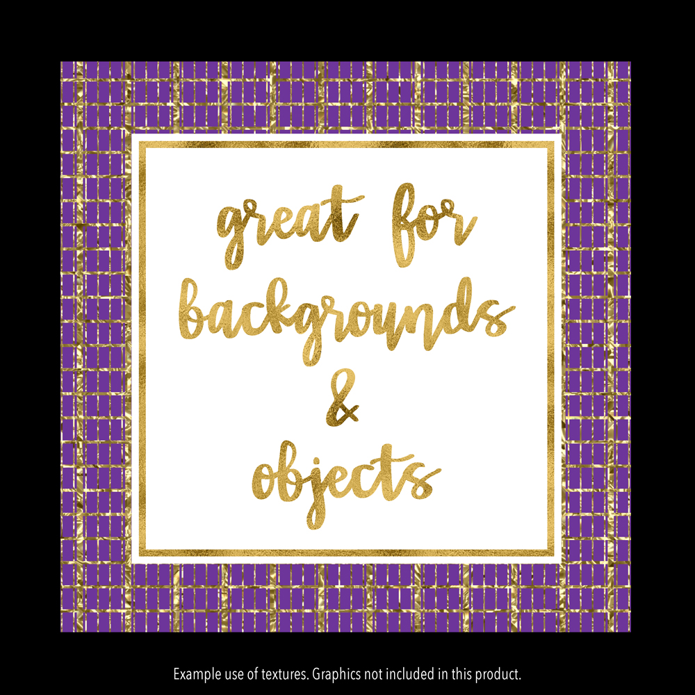 Purple and Gold example image 4