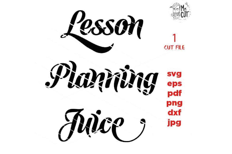 lesson planning juice, Teacher svg, Appreciation svg, funny example image 2