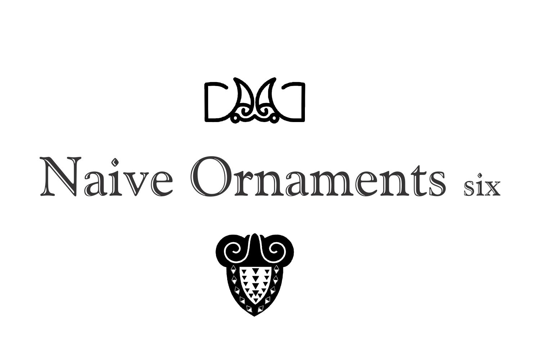 Naive Ornaments Six example image 7