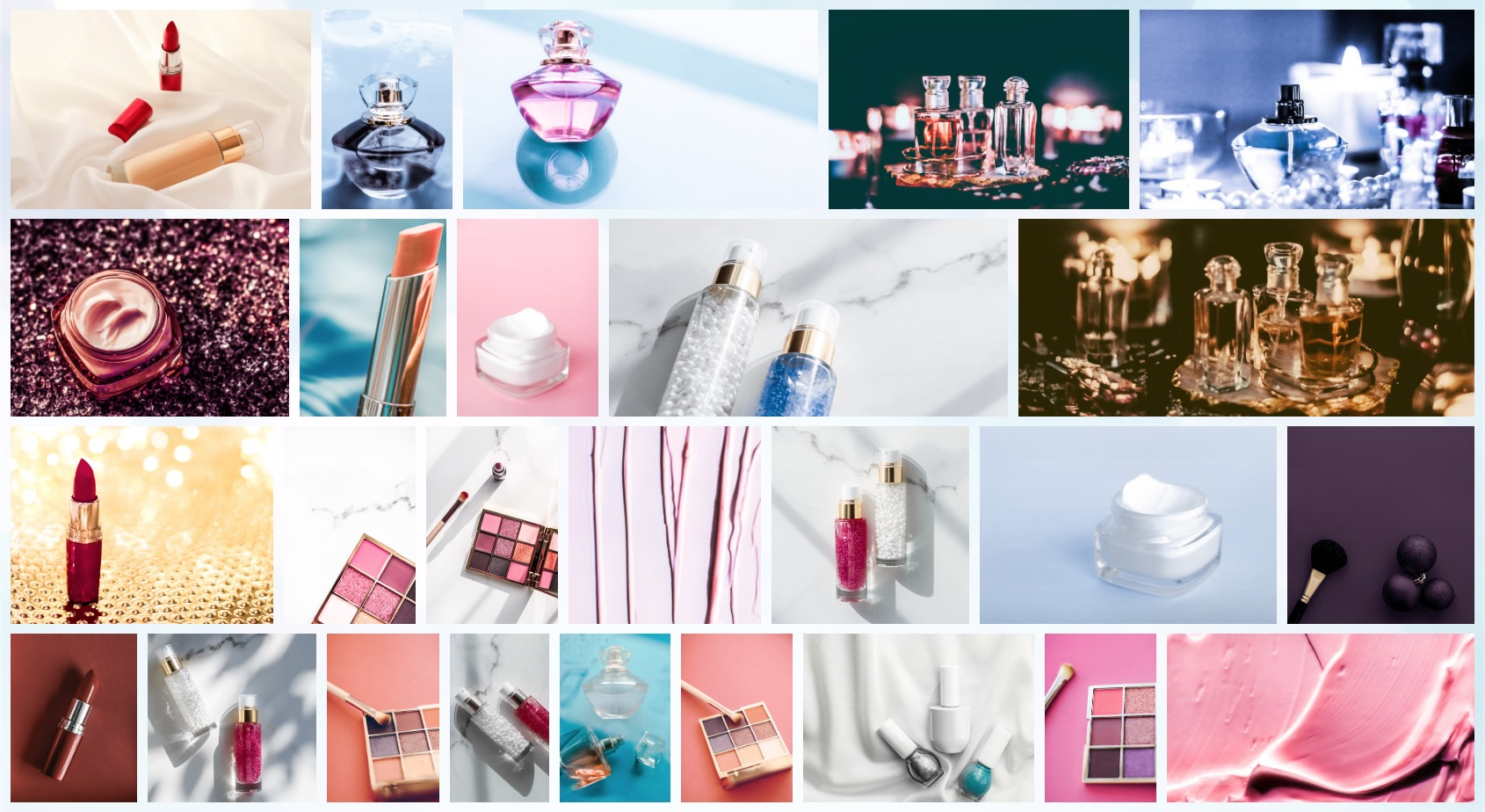 50 Images | Beauty & Make-Up Stock Photo Bundle #1 example image 2