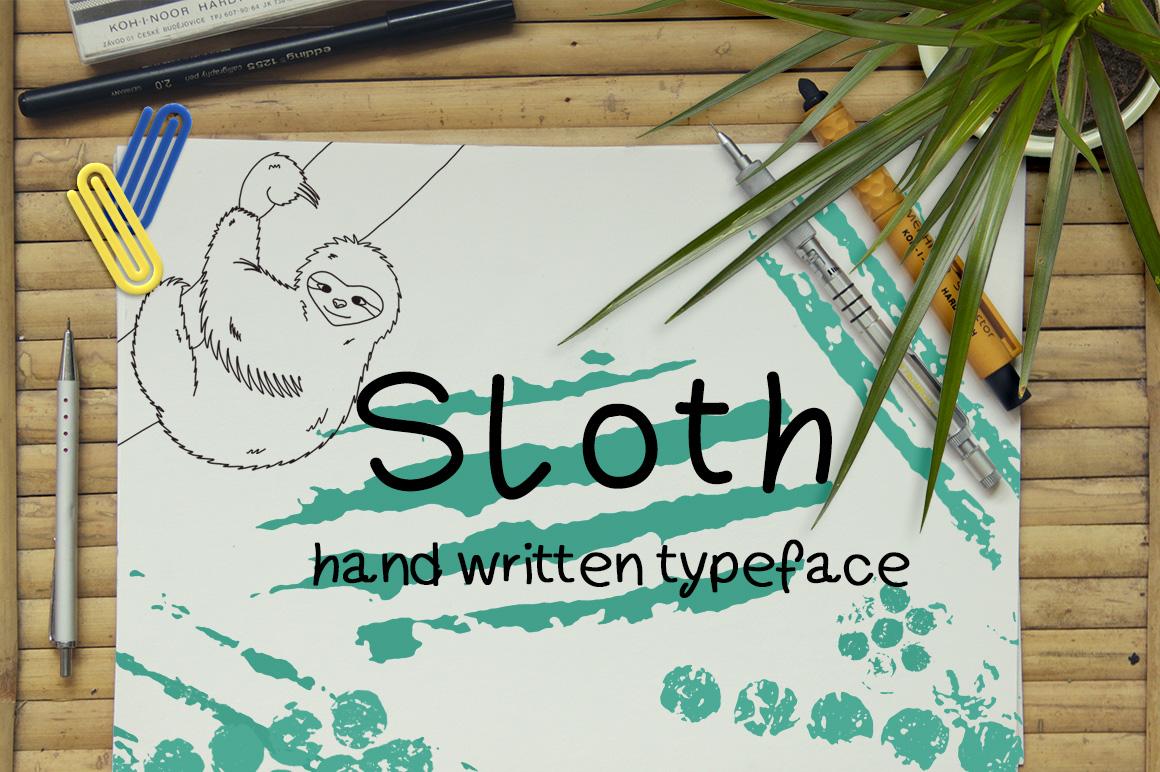 Font No.1, No.2 and No.3 example image 5