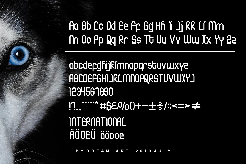 Optimis - Bold Font example image 6
