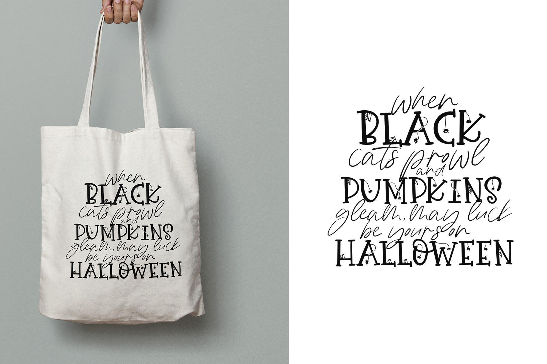 Hey Boo - A Quirky Halloween Font example image 3