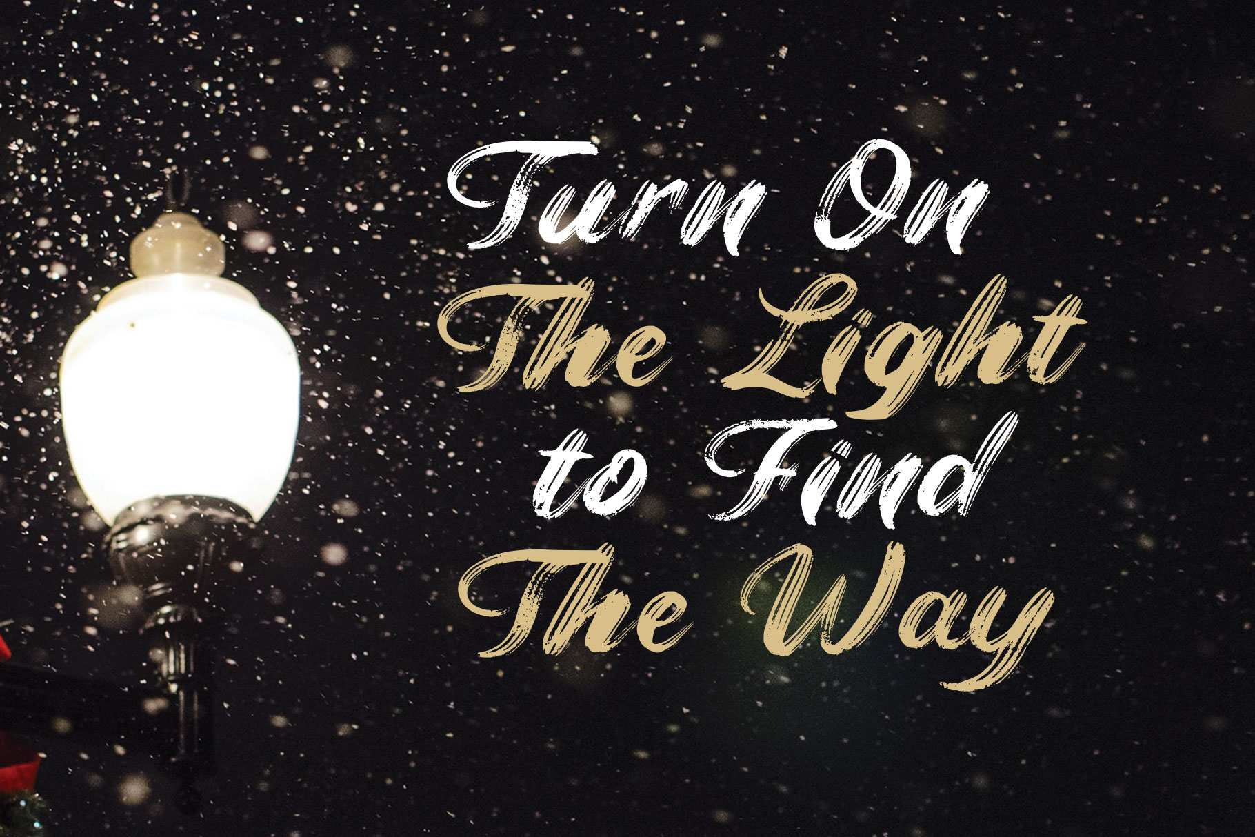 Rustical Brush Font example image 2