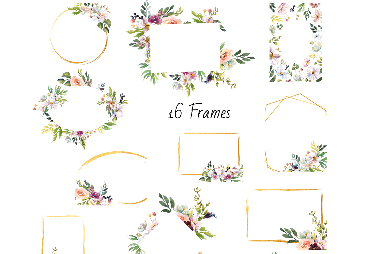 Golden summer flowers example image 5