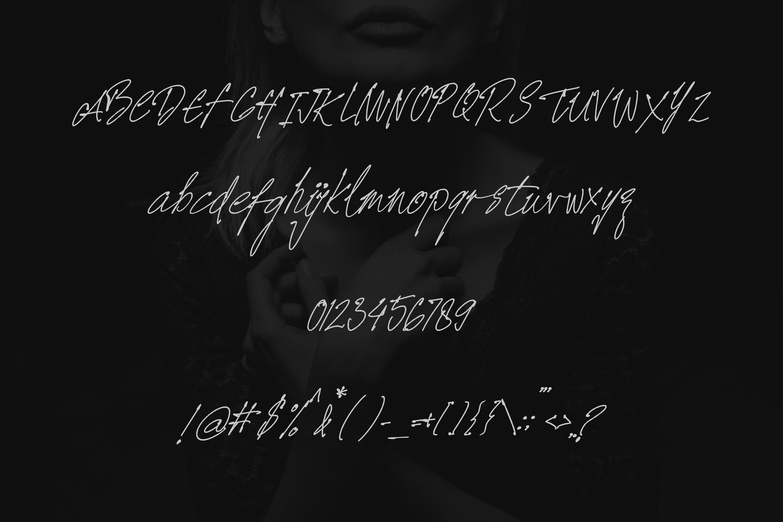 Prizertiez - Script Font example image 7