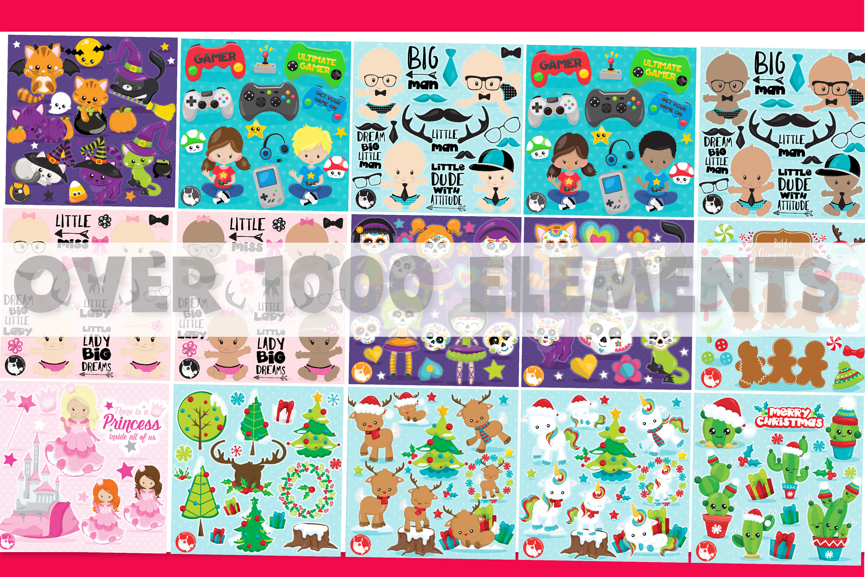 MEGA BUNDLE PART15 - 40000 in 1 Full Collection example image 2