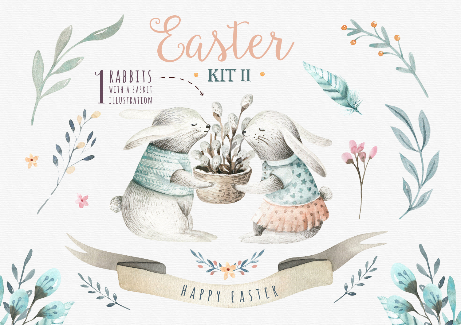 50% Spring &Easter collection example image 20
