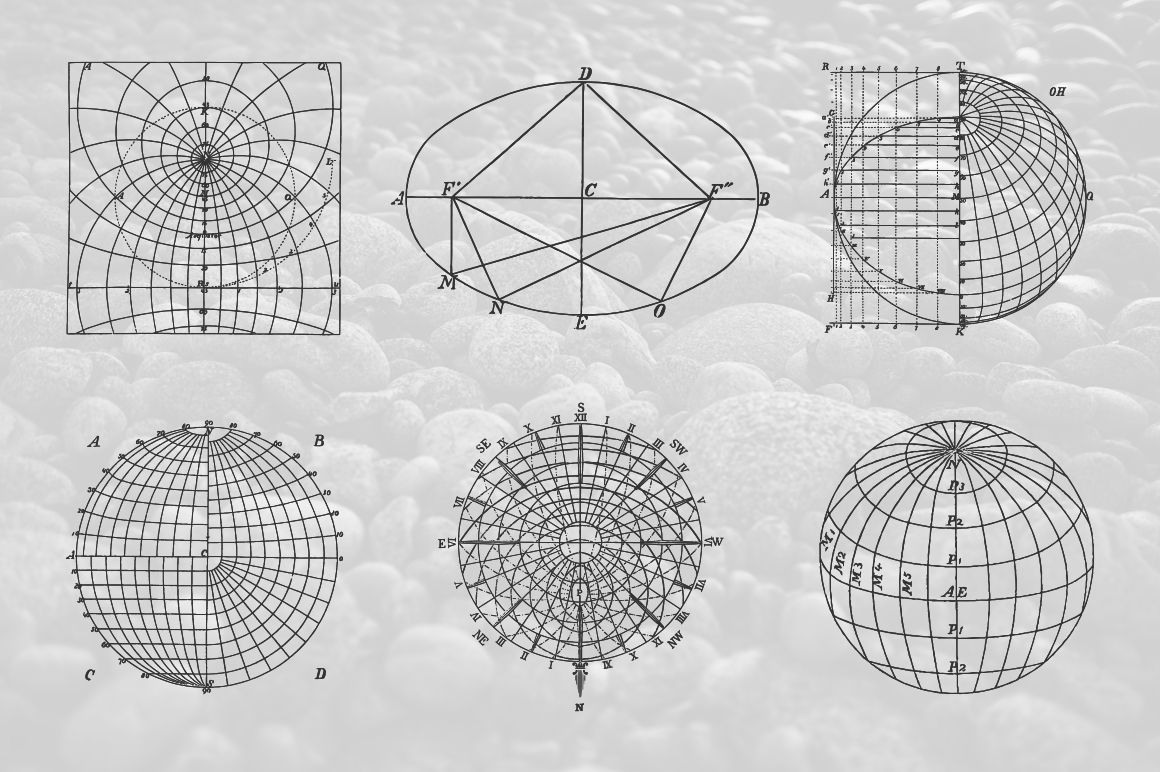 Mathematical Geography Vol. 1 example image 4