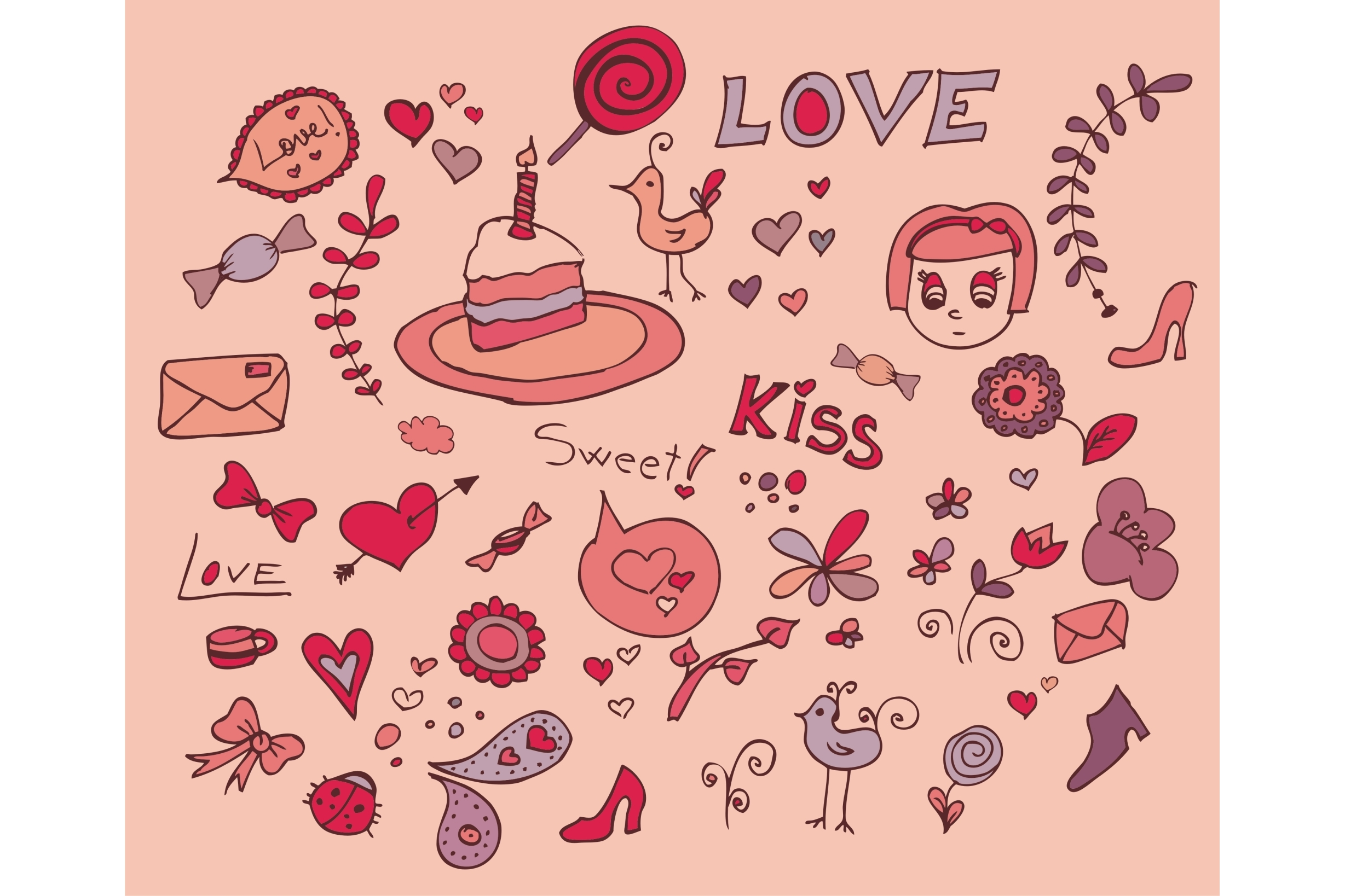 Valentines bundle example image 6