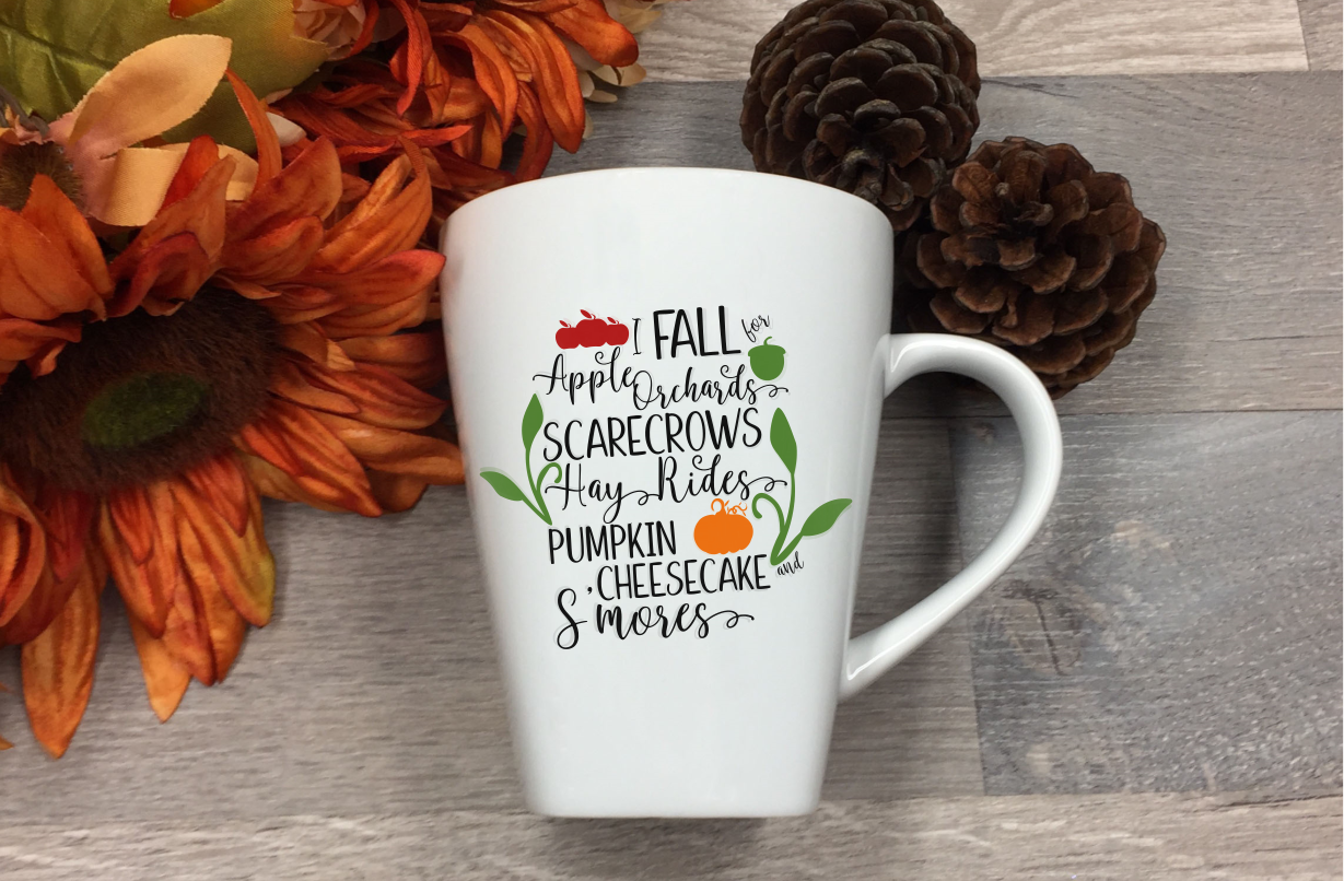 I Fall for Apple Orchards and More - A Fall SVG example image 2