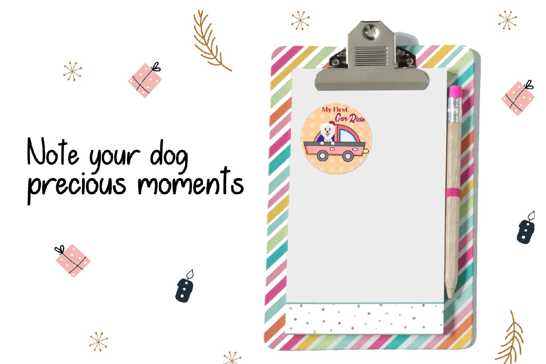 Dog stickers example image 3