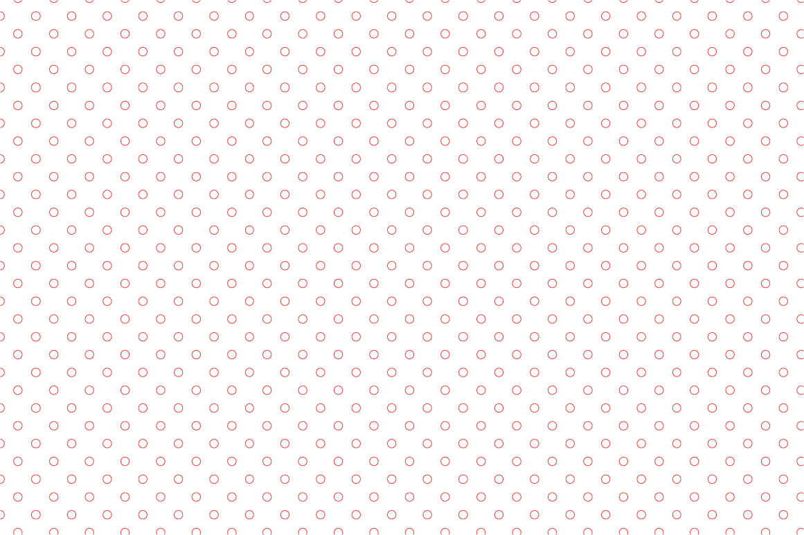 Dotted seamless patterns. Vector set example image 7