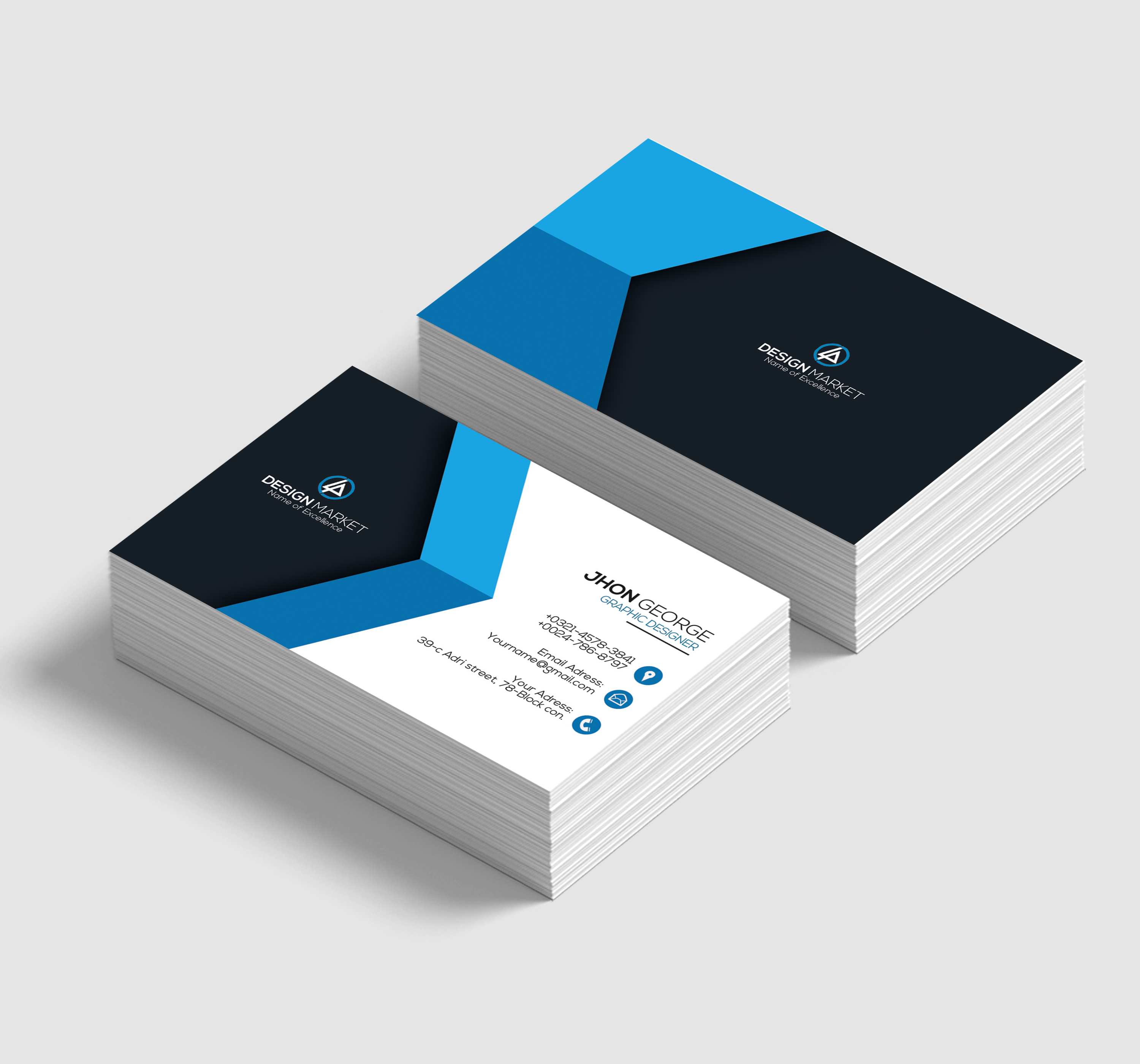 Creative Pro Business Cards example image 1