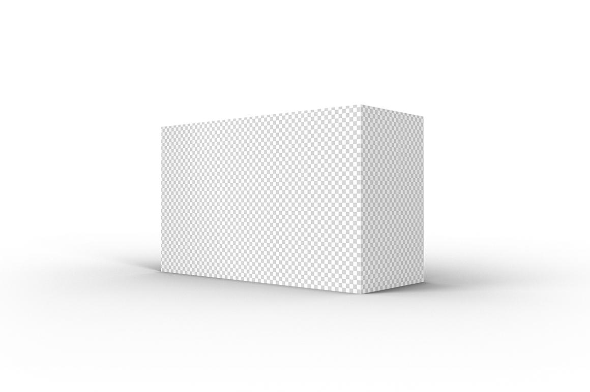 5.3.2 Simple 3D Box Mockup PSD example image 2