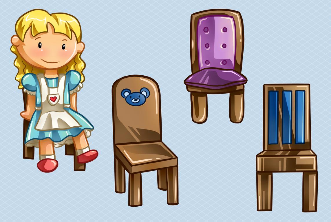 Goldilocks and the Three Bears example image 3