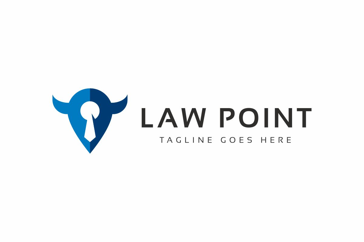 Law Point Logo example image 2