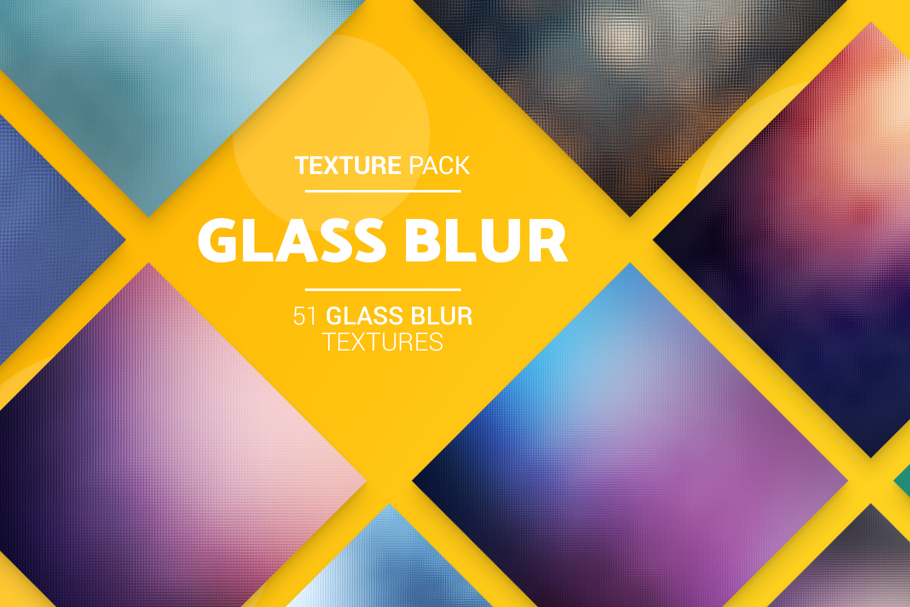 51 Glass Blur Textures example image 1