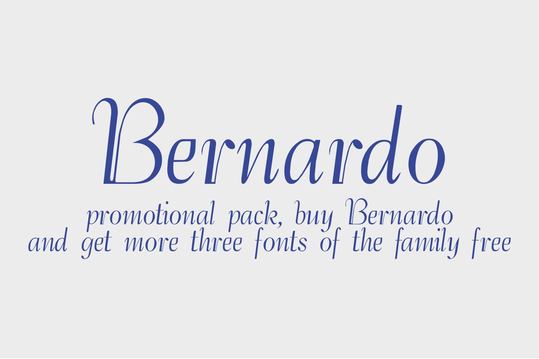 Bernardo (FAMILY PACK PROMOTIONAL) example image 5