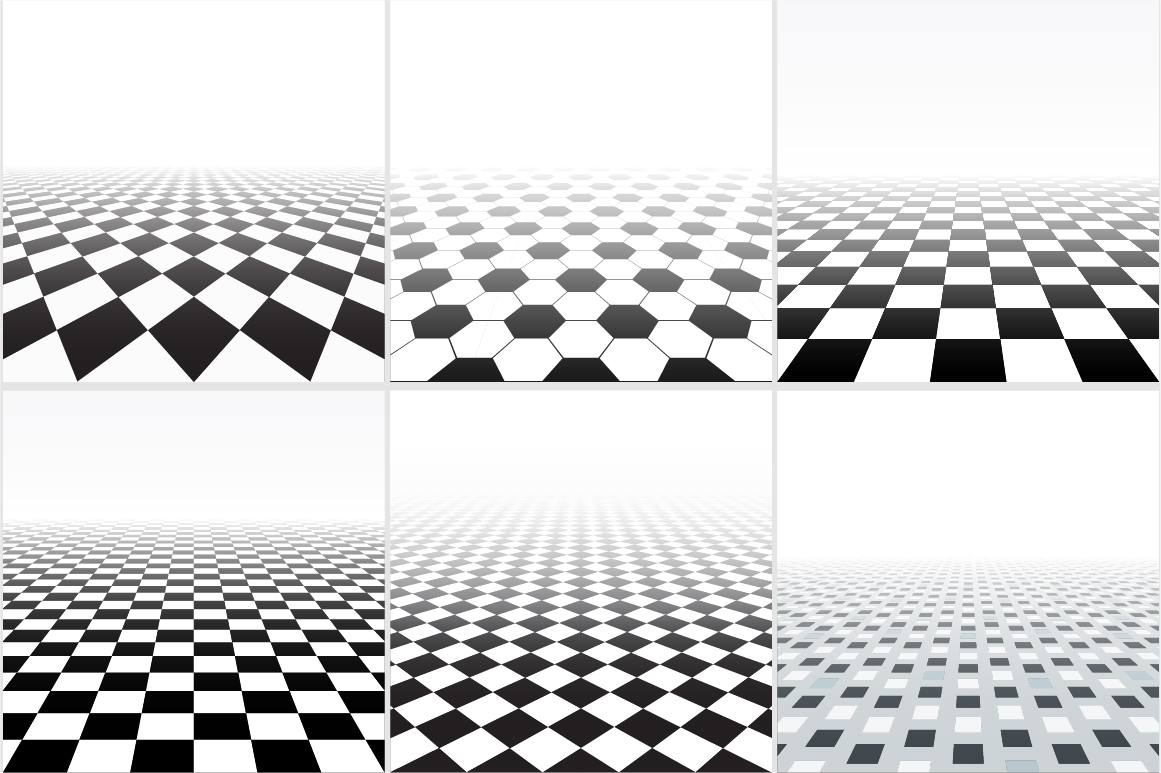 Abstract backgrounds, tiled floor. example image 1