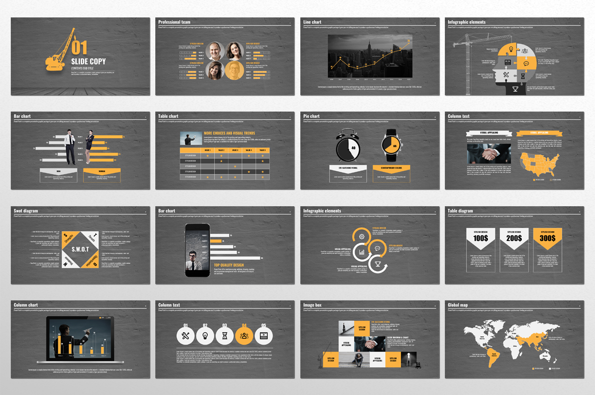 Idea PowerPoint Template example image 4