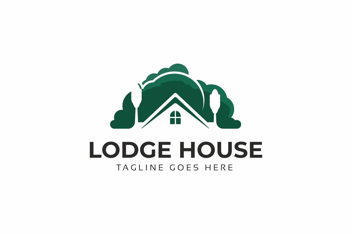 Green House Logo example image 1