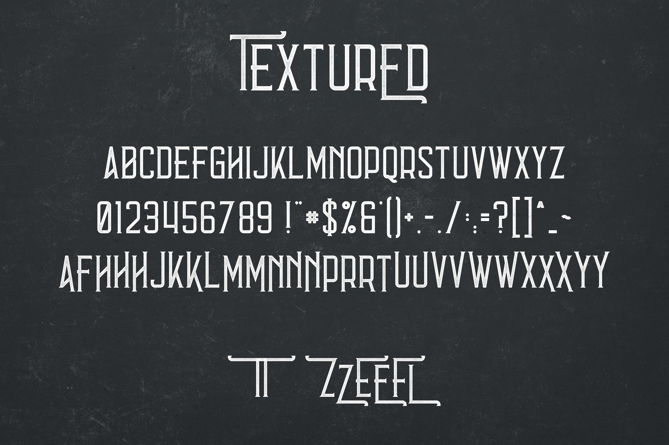 Errorist - Vintage Typeface example image 8
