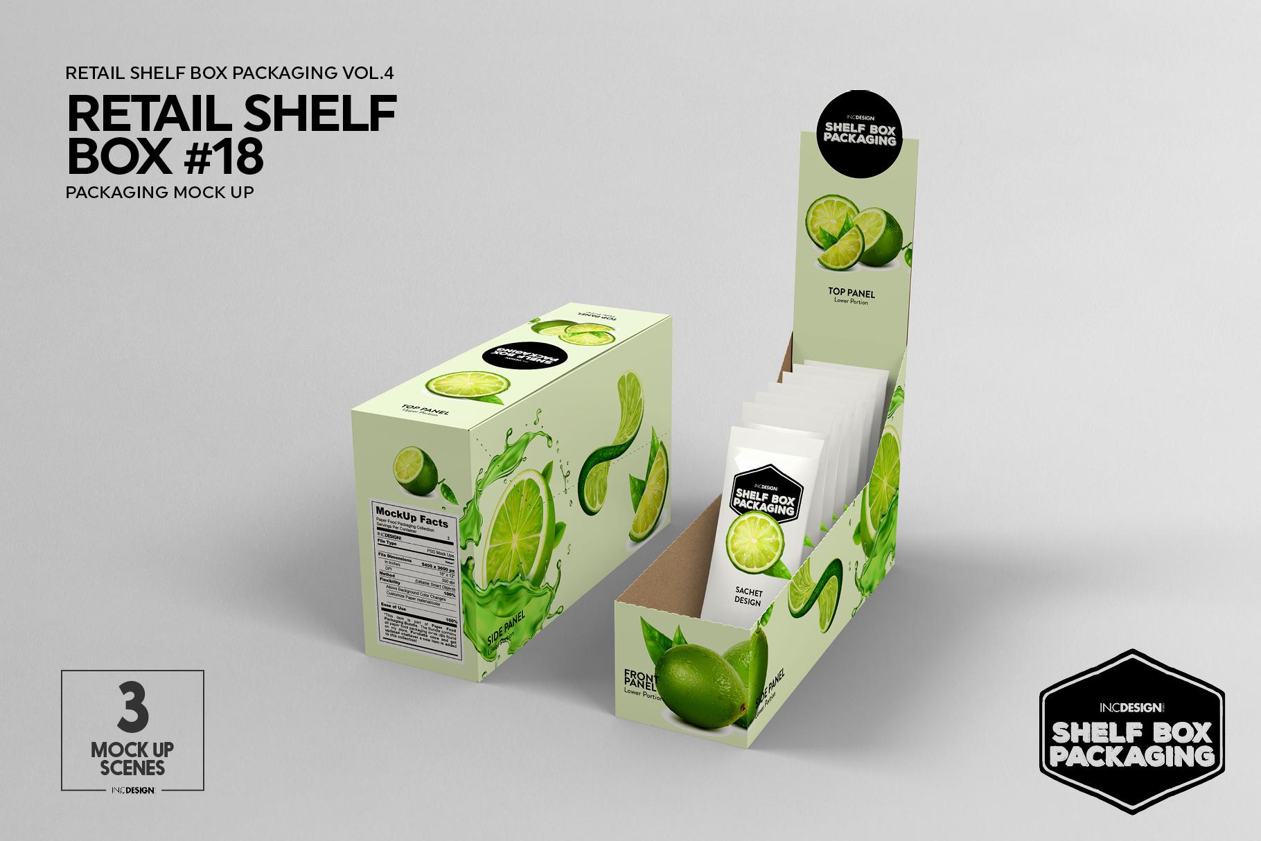 Shelf Box Packaging Volume 4 example image 10
