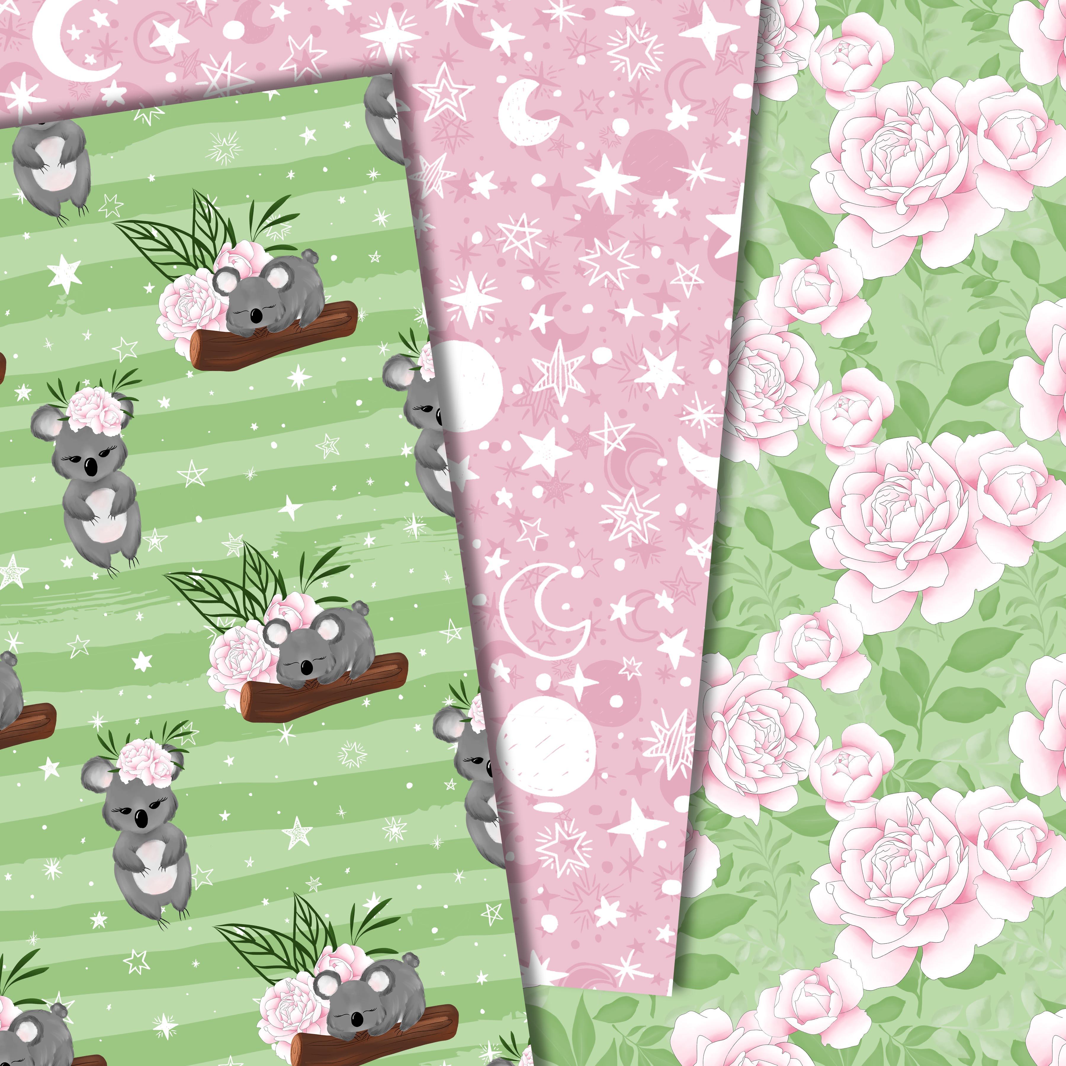 Koala pattern example image 5