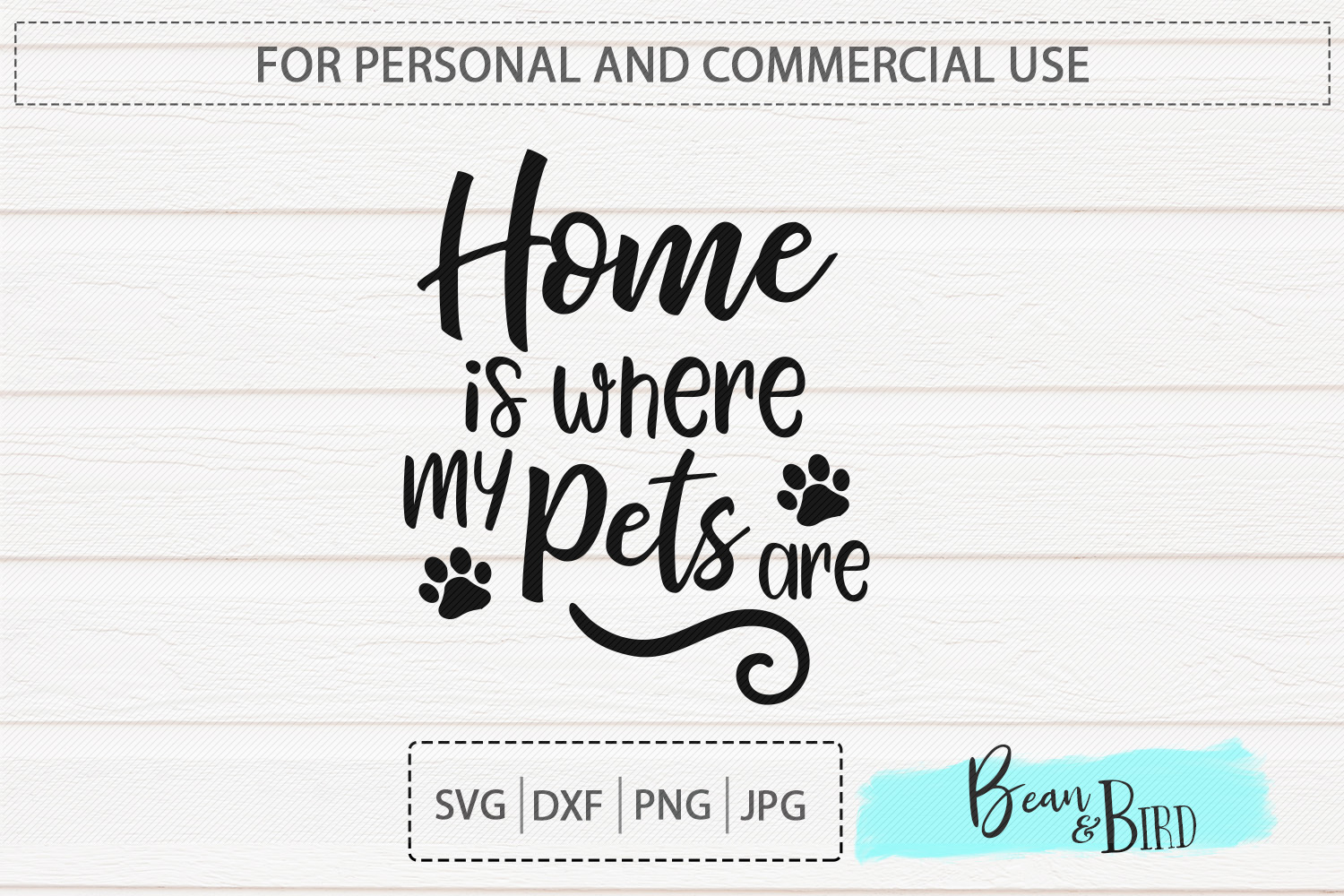 Home is where my Pets are example image 2