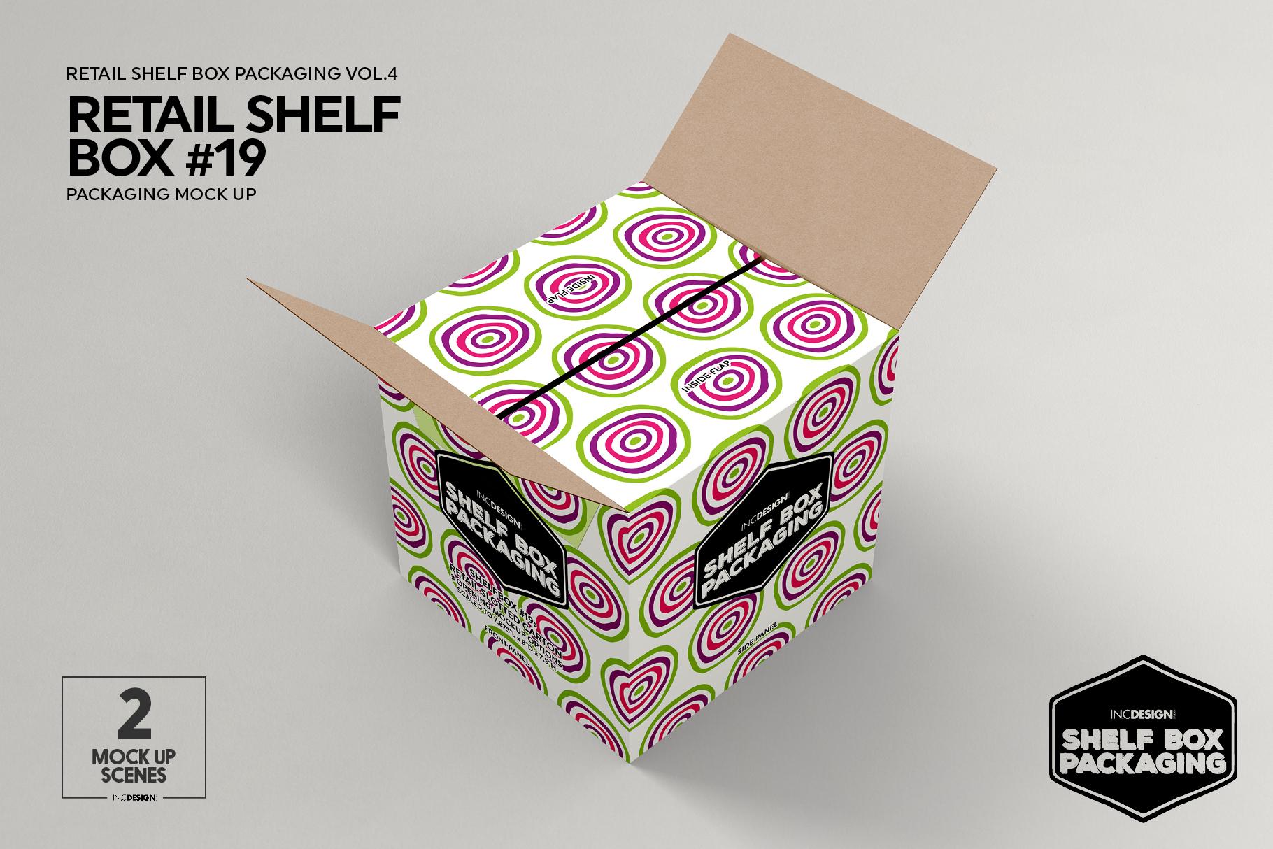 Shelf Box Packaging Volume 4 example image 14