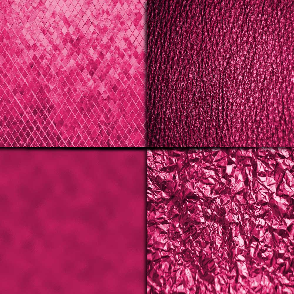 Hot Pink Textures Digital Paper example image 5