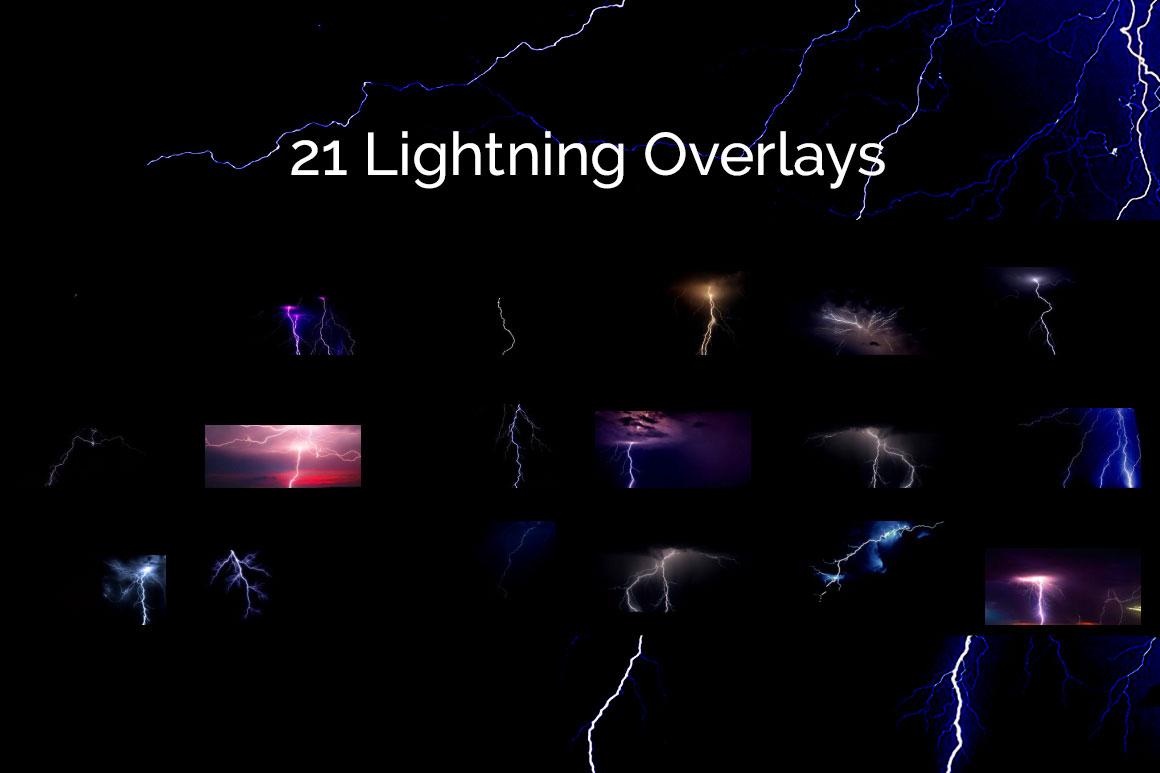 317 Sky Overlays BUNDLE example image 2