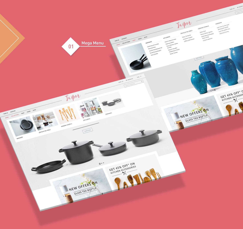 Jaipur Shopify Theme example image 3