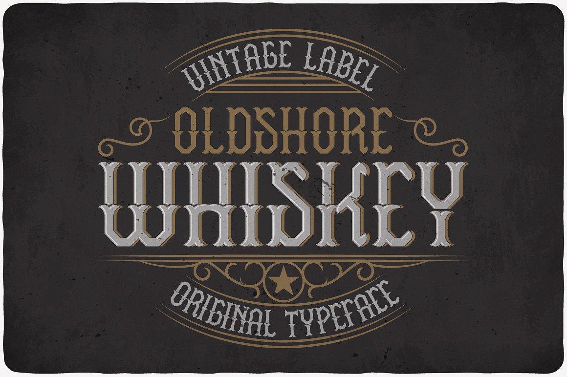 Whiskey Fonts Bundle example image 13