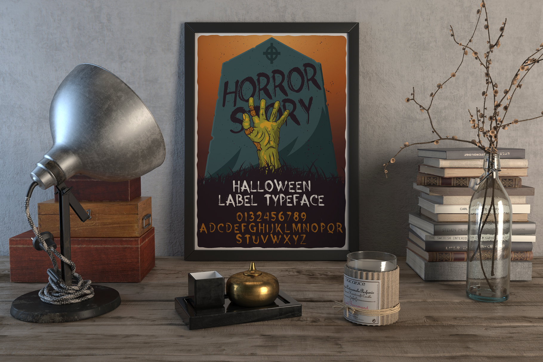Horror Story example image 3