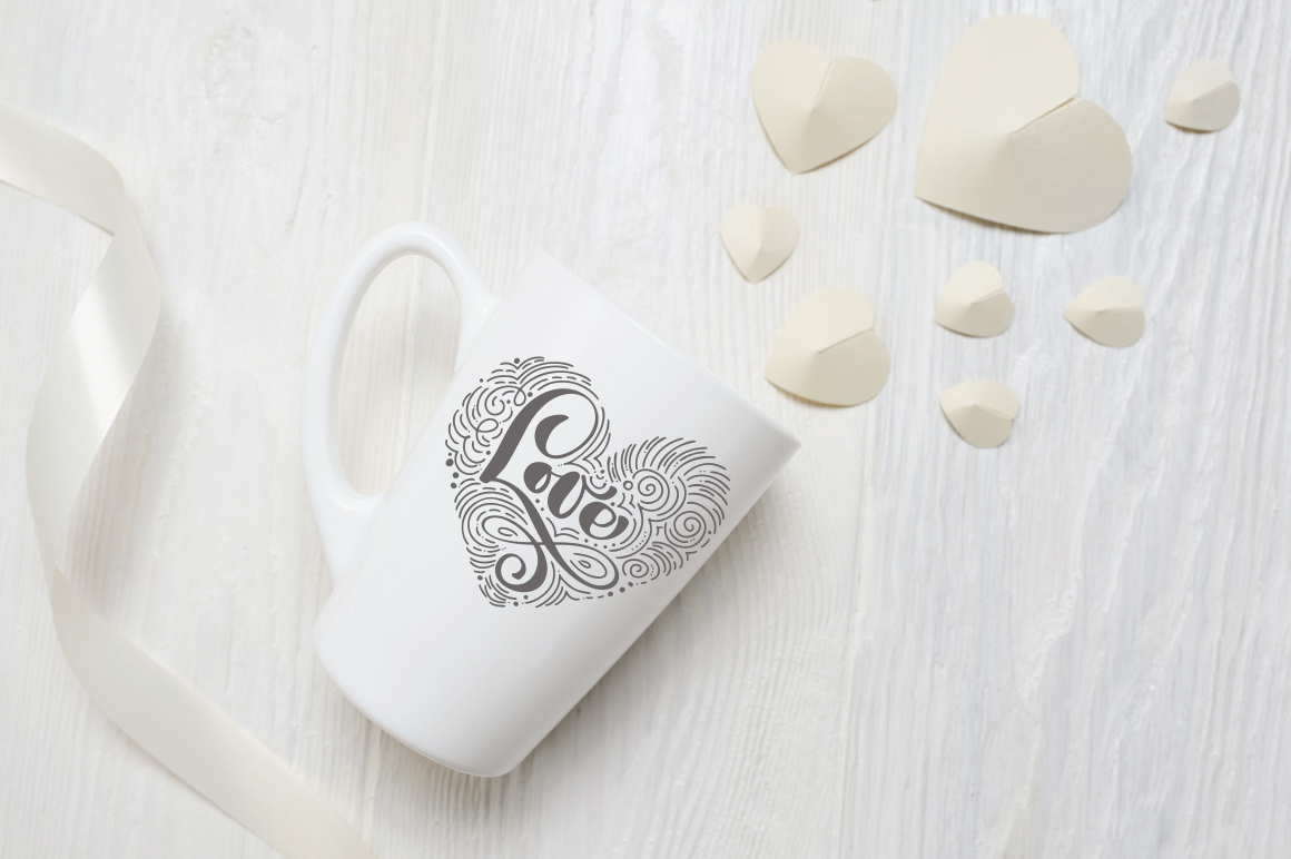 Valentine Bundle mockup example image 14