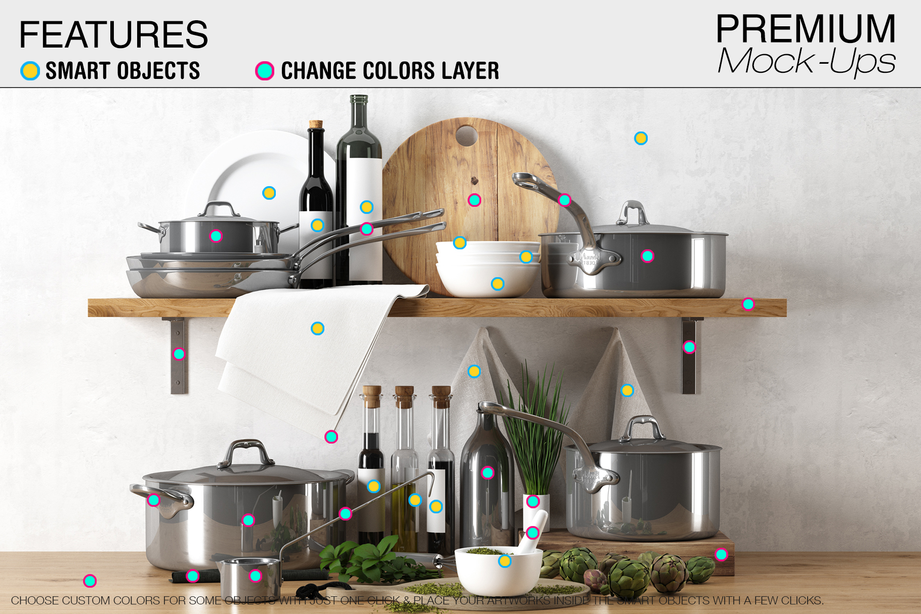 Kitchen Accessories Set example image 4