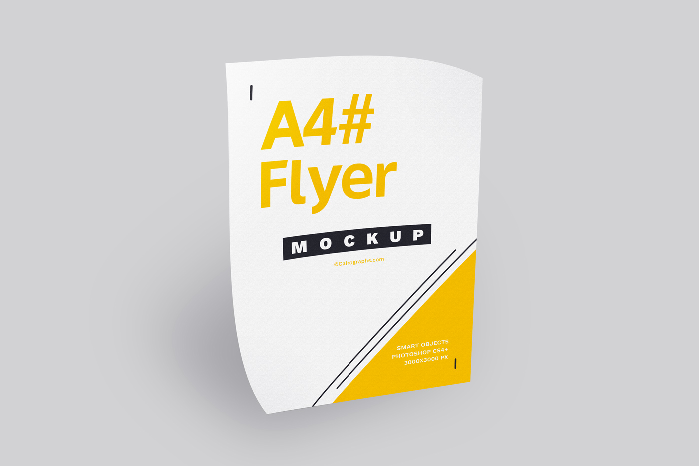 Posters & Flyers Mockups example image 4