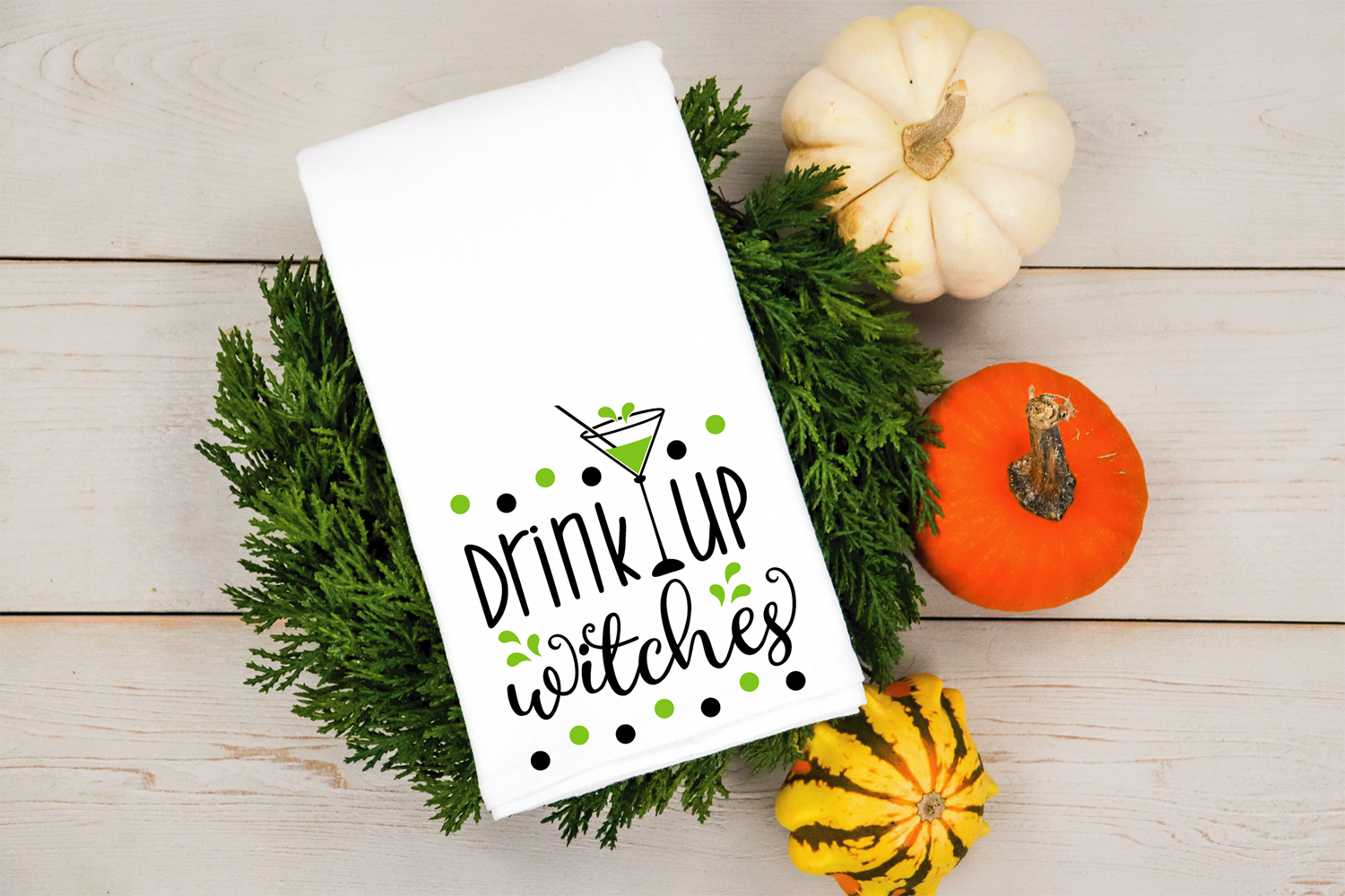 Drink up witches SVG, Halloween cut file example image 3