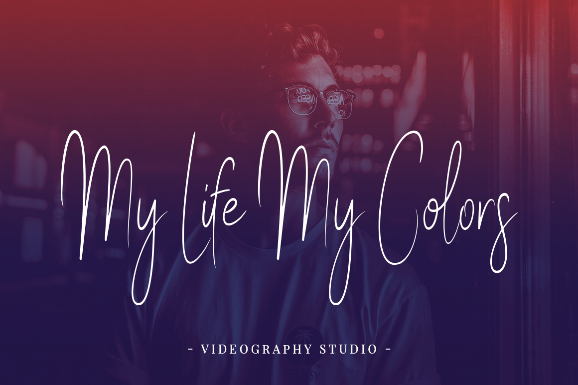 Stay Classy - Font Family example image 10