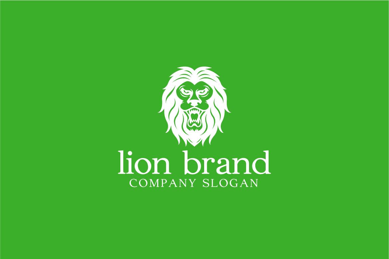 Lion Brand Logo example image 4